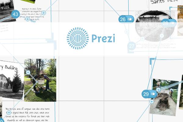 Presentaciones en Prezi