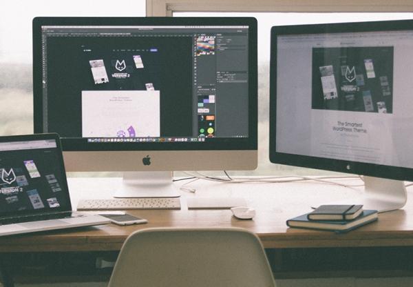 Diseño Web – Maquetación Web en Photoshop